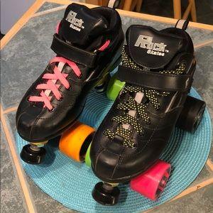 Rock Roller Skates.